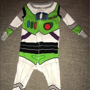 Disney Baby Buzz Lightyear Space Ranger Onesie
